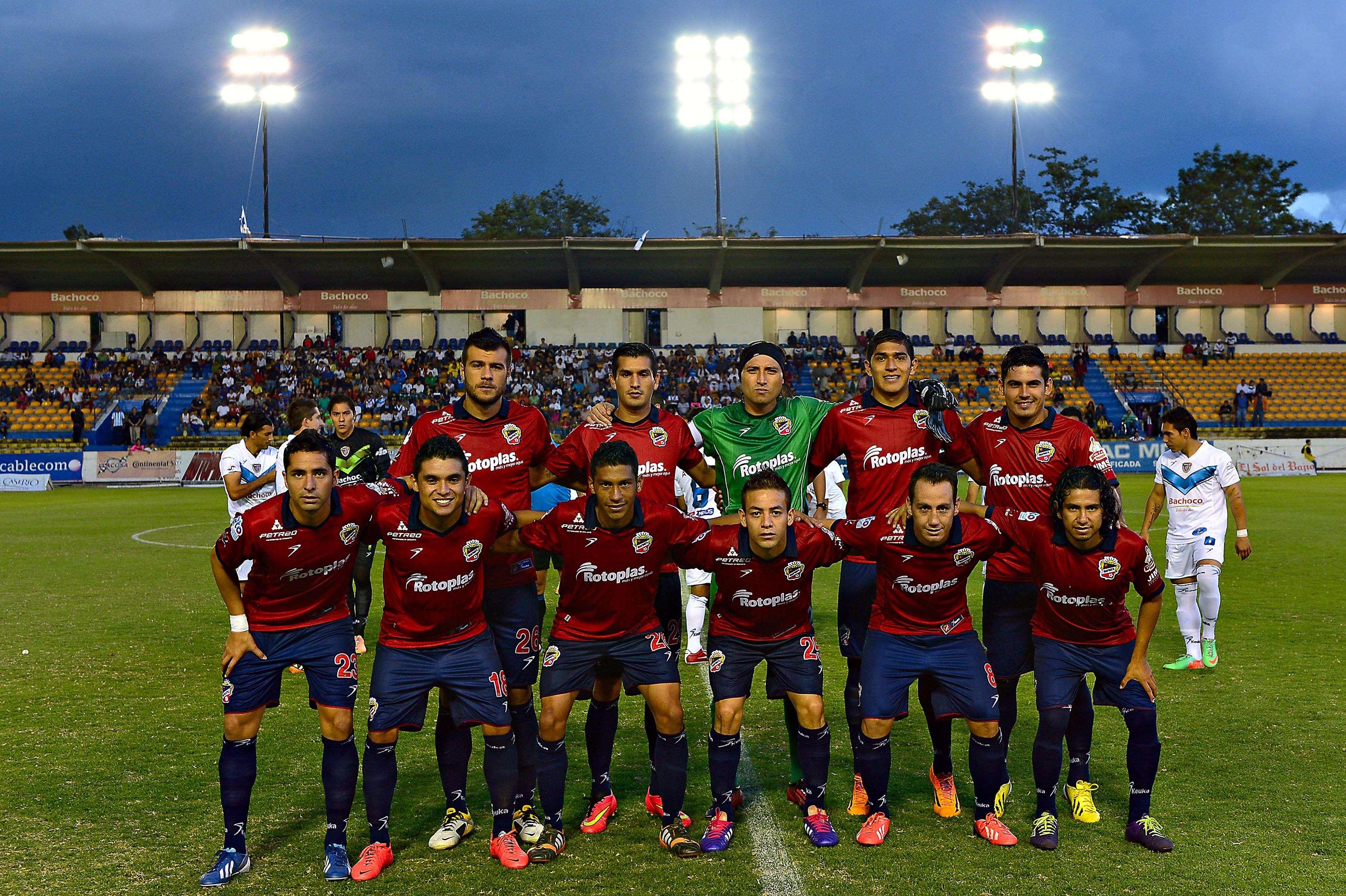 El cuadro de Irapuato busca ganar en casa ante Correcaminos y tener el apoyo de su afición. Foto: Mexsport