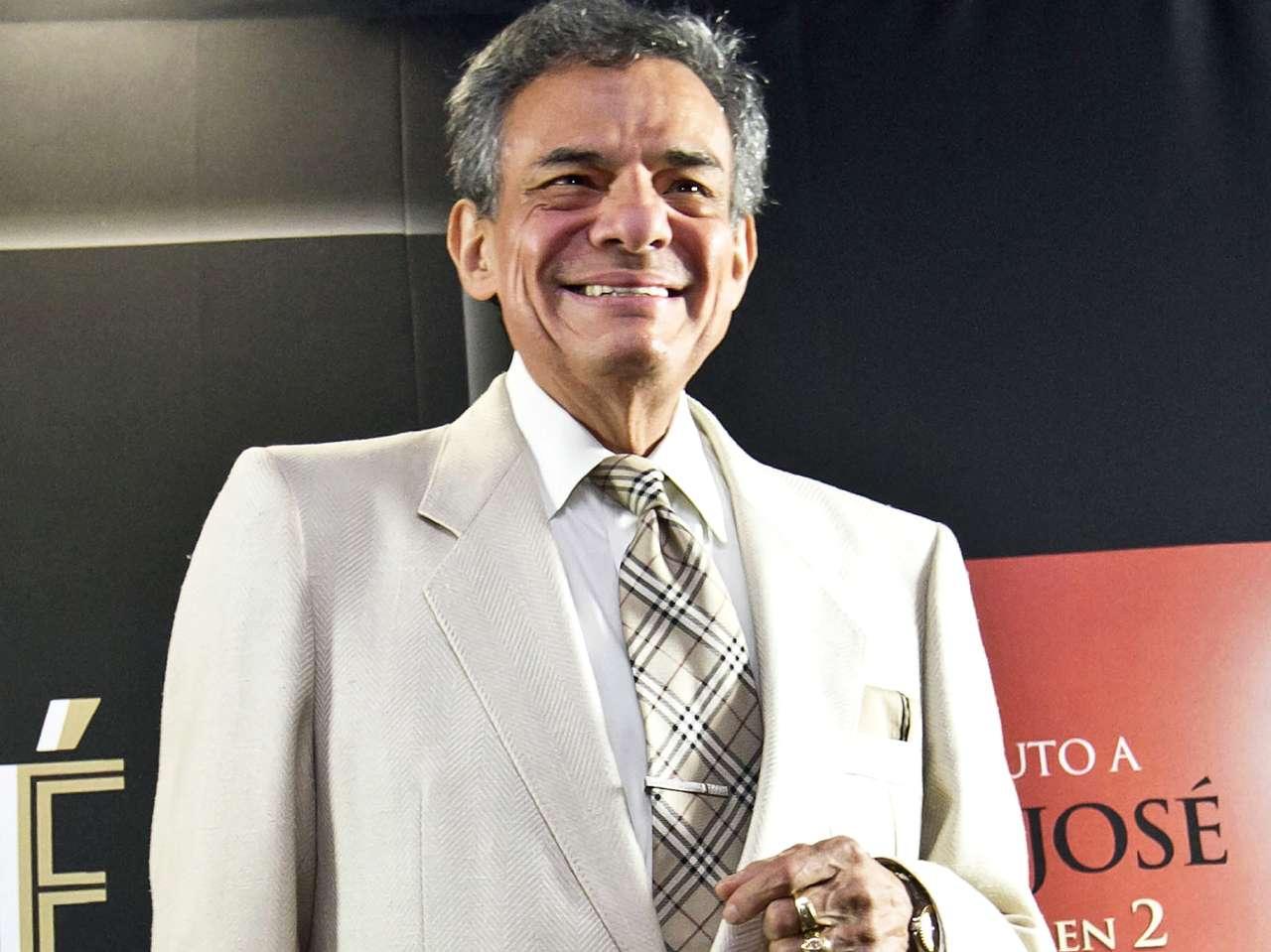José José. Foto: Medios y Media