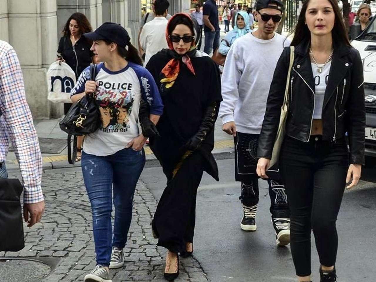 Lady Gaga. Foto: AFP en español