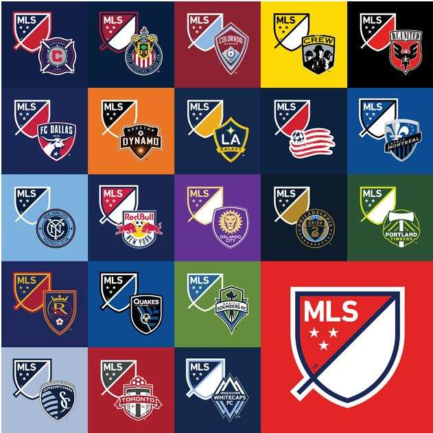 MLS Logo. Foto: MLS Soccer