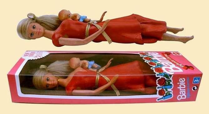 Polémica por muñeca Barbie representando a la Difunta Correa Foto: Web