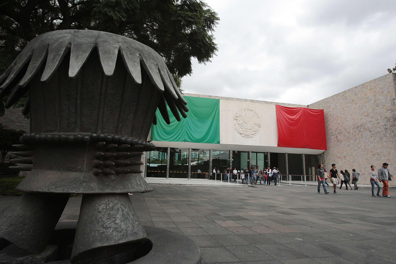 Museo Nacional de Antropología Foto: EFE