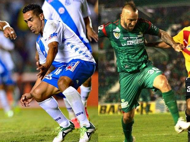 Puebla vs. Jaguares Foto: Mexsport