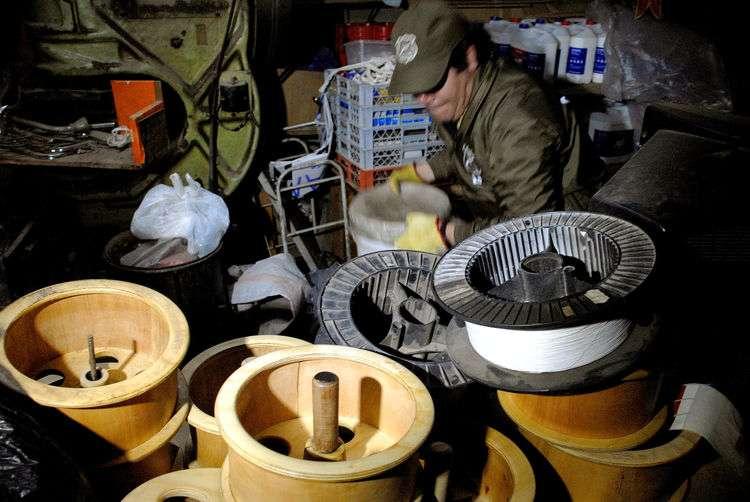 La PDI detuvo a quienes vendían el peligroso hilo Foto: UPI