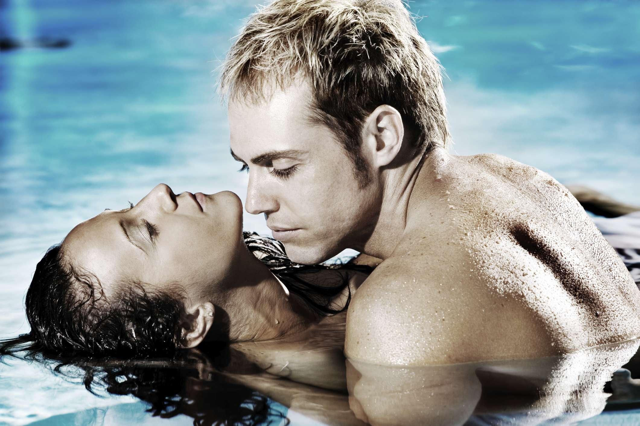 sexo en el agua Foto: Thinkstock.com
