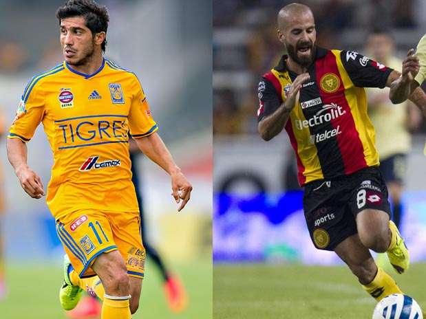 Tigres vs. Leones Negros Foto: Mexsport