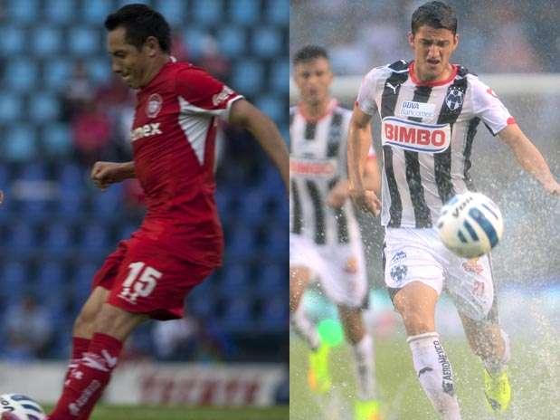 Toluca vs. Rayados de Monterrey Foto: Mexsport