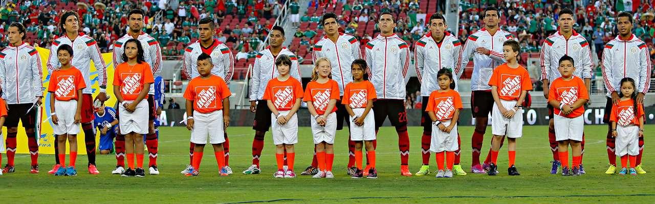 México es el sitio 16 del ranking FIFA. Foto: Imago7