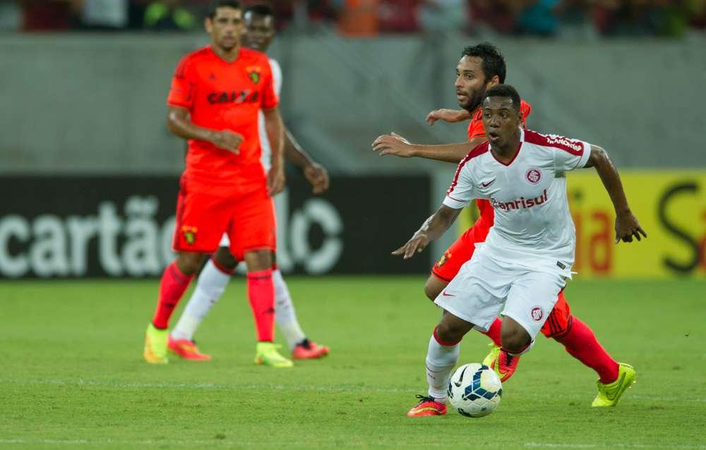 Sport fez um bom trabalho de marcação para anular o Inter Foto: Alexandre Lopes/ Inter/Divulgação