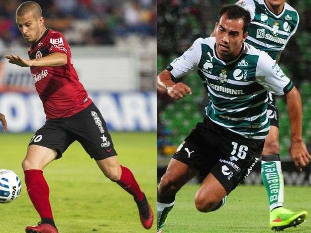 Xolos de Tijuana vs. Santos Laguna Foto: Mexsport