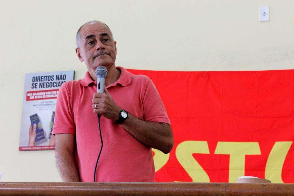 Zé Maria, do PSTU, é candidato à Presidência da República Foto: Reprodução/Facebook