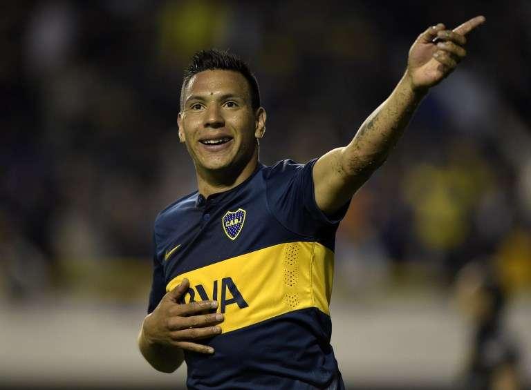 Andrés Chávez marcó dos goles Foto: Agencias