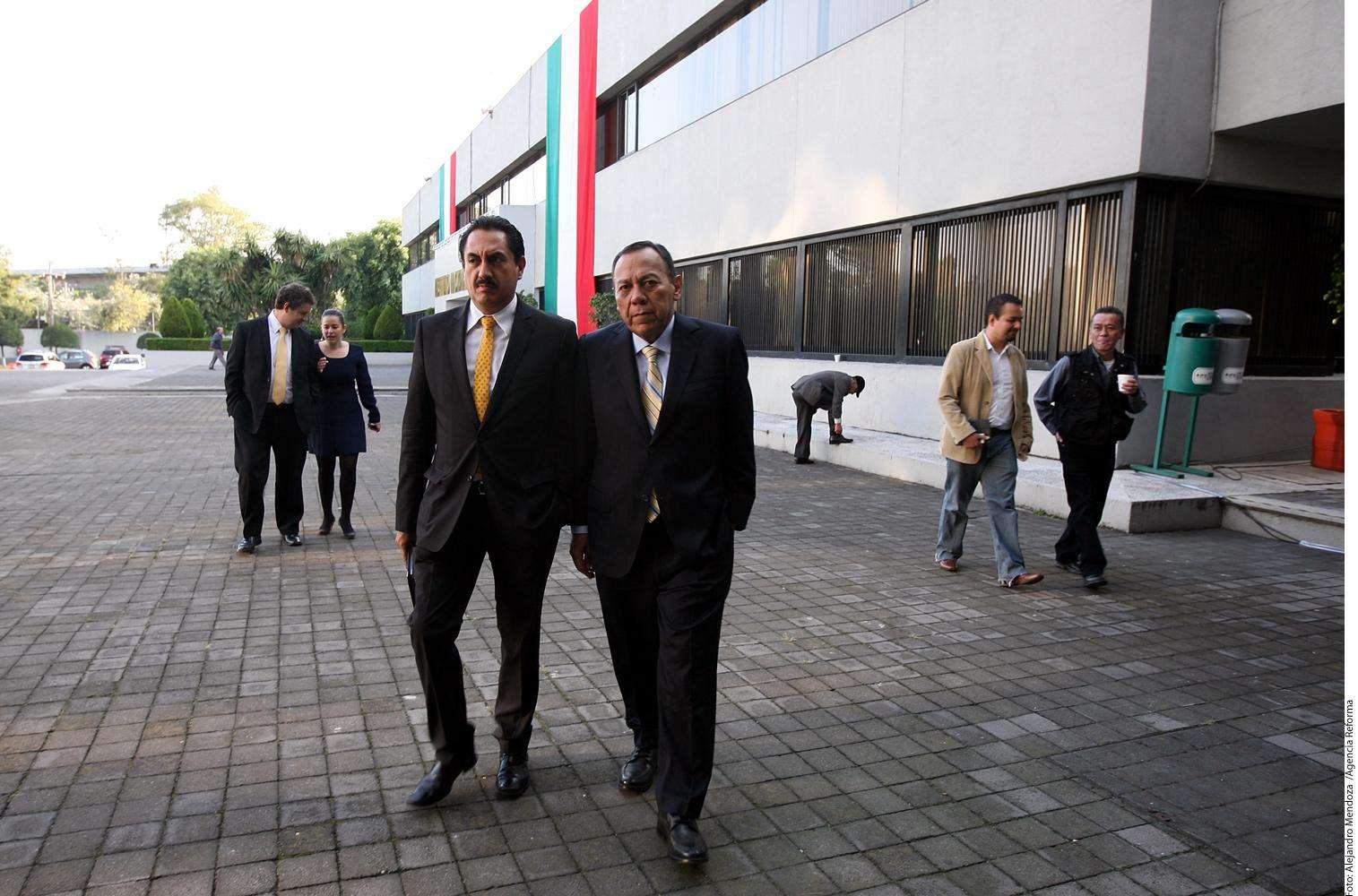 Jesús Zambrano Foto: Agencia Reforma