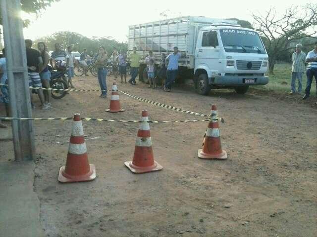 Acidente aconteceu na última quinta-feira Foto: Extra de Rondônia