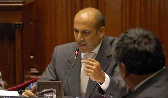 Alcalde de San Bartolo Jorge Luis Barthelmess Camino Foto: Gentileza