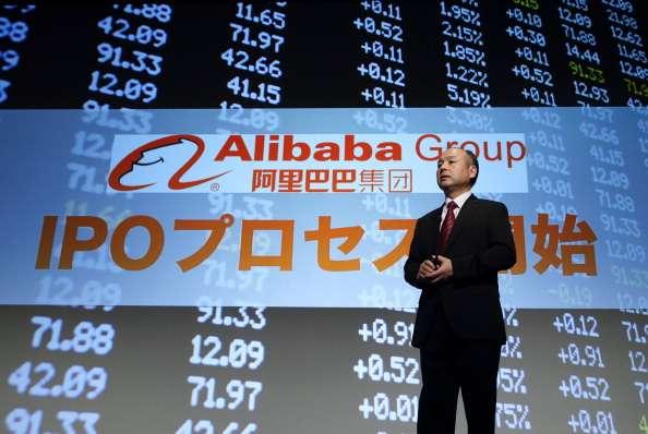 """Alibaba podría recaudar más dinero si sus aseguradores hacen uso de una opción de sobreasignación, conocida en la industria como """"green shoe"""". Foto: Getty Images"""