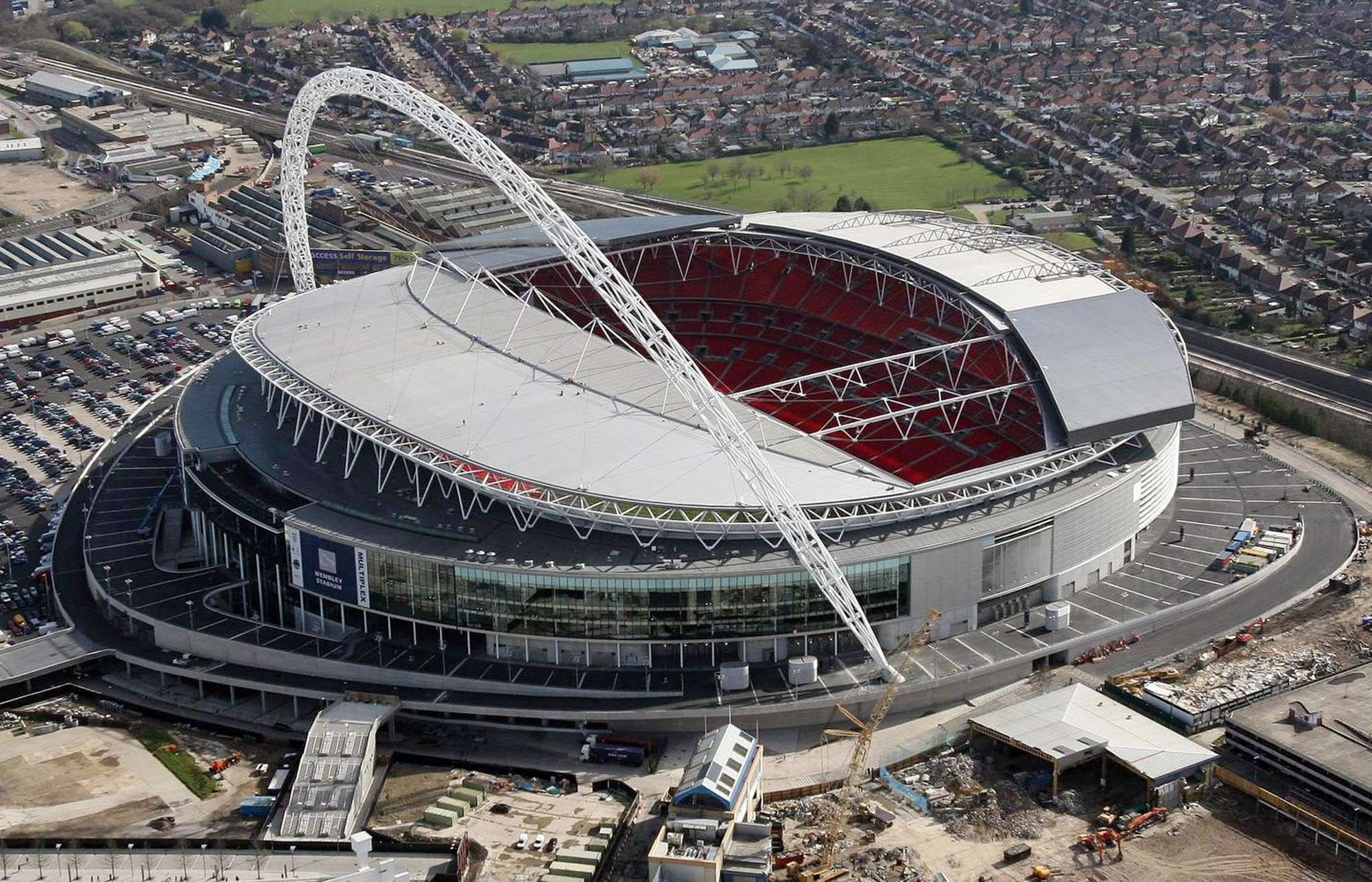 Wembley. Foto: Getty Images