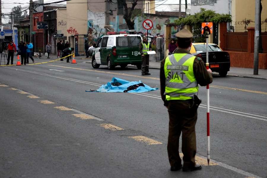 En Peñaflor un sujeto ebrió atropelló y mató a una persona, dándose a la fuga (Foto de Archivo) Foto: Agencia UNO