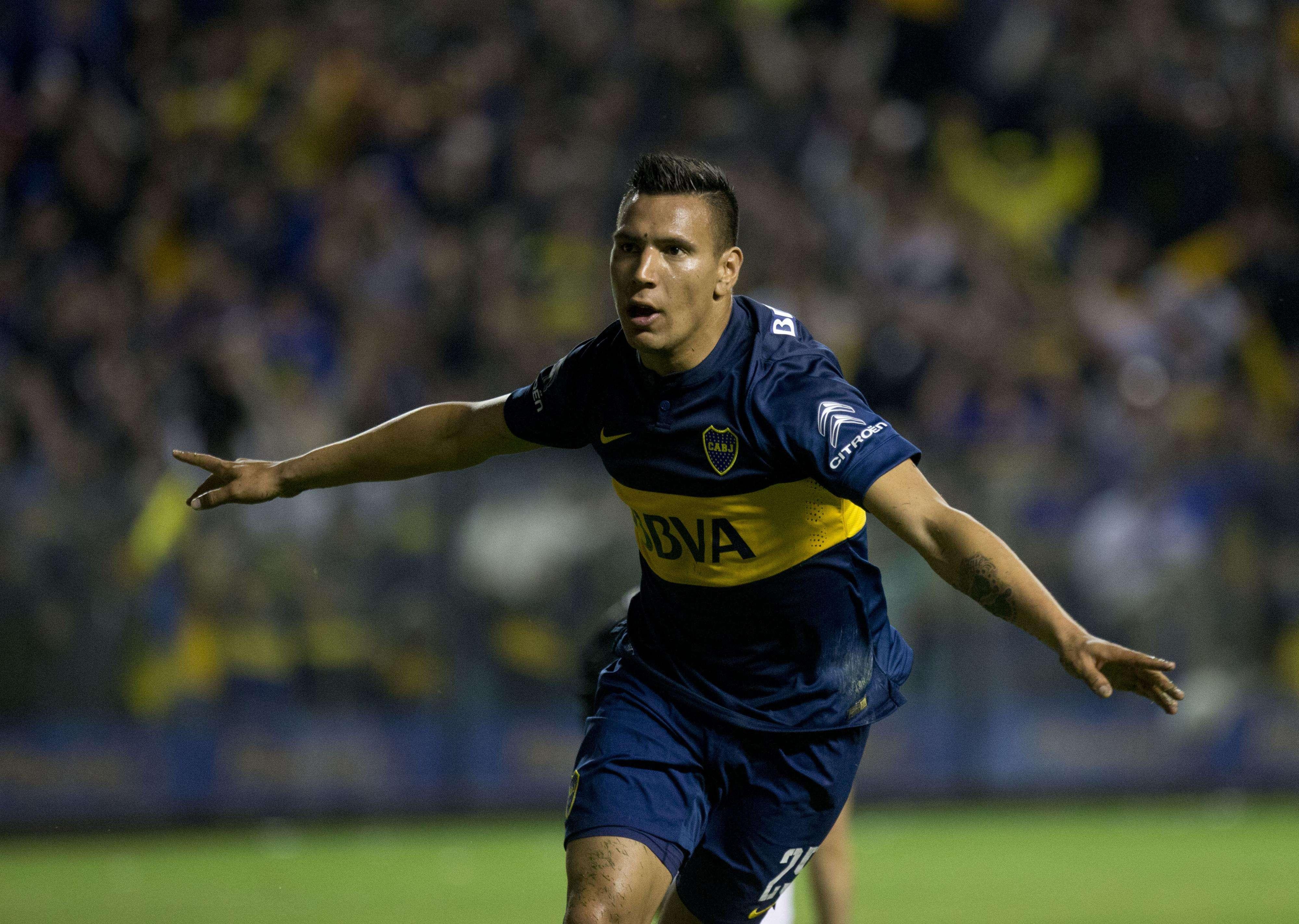Boca Juniors venció 3-0 a Rosario Central y así se calificó a octavos en la Copa Sudamericana. Foto: AP