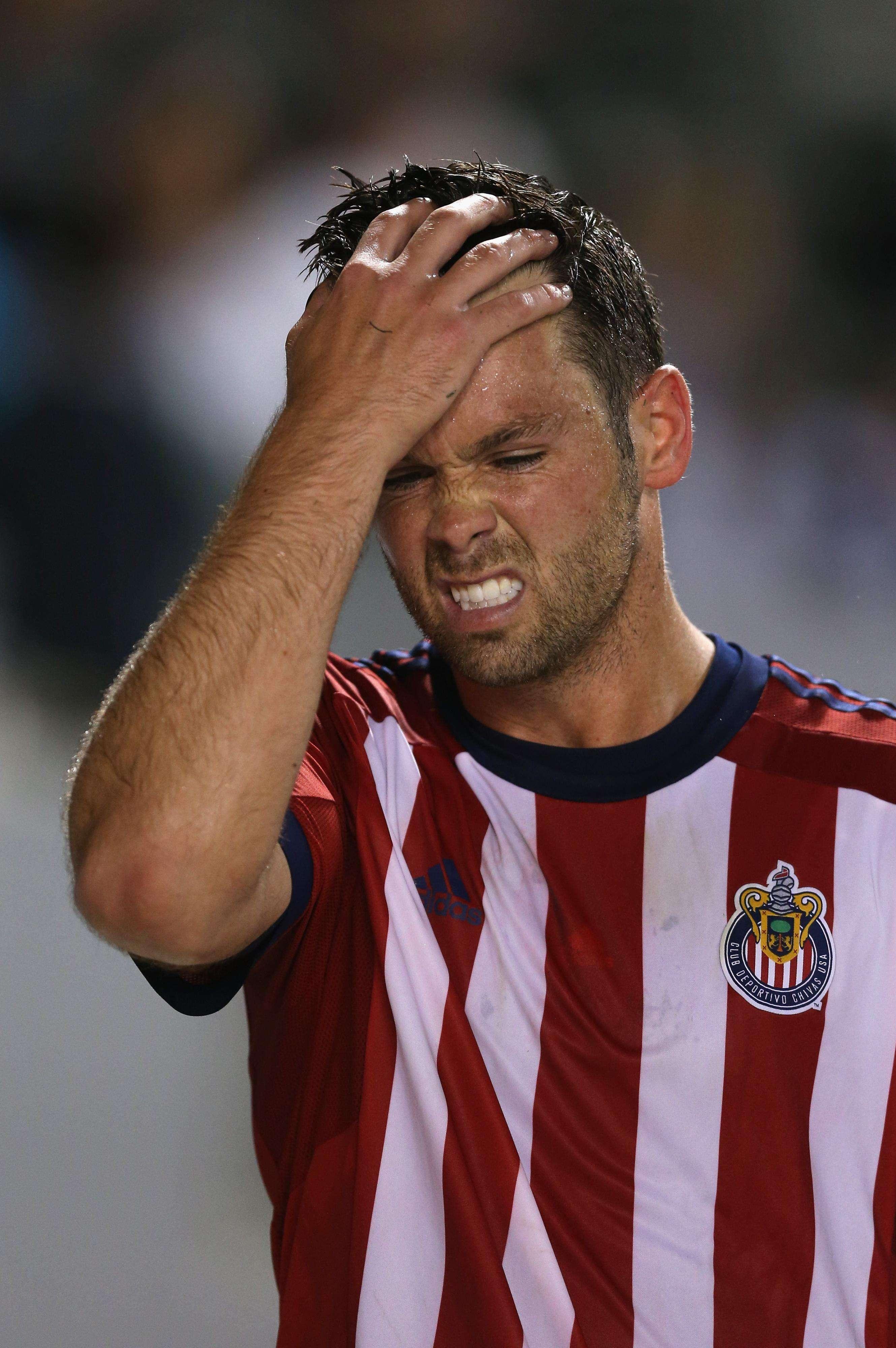 Las Chivas USA en problemas para poder participar en la campaña 2015 de la MLS. Foto: Getty Images
