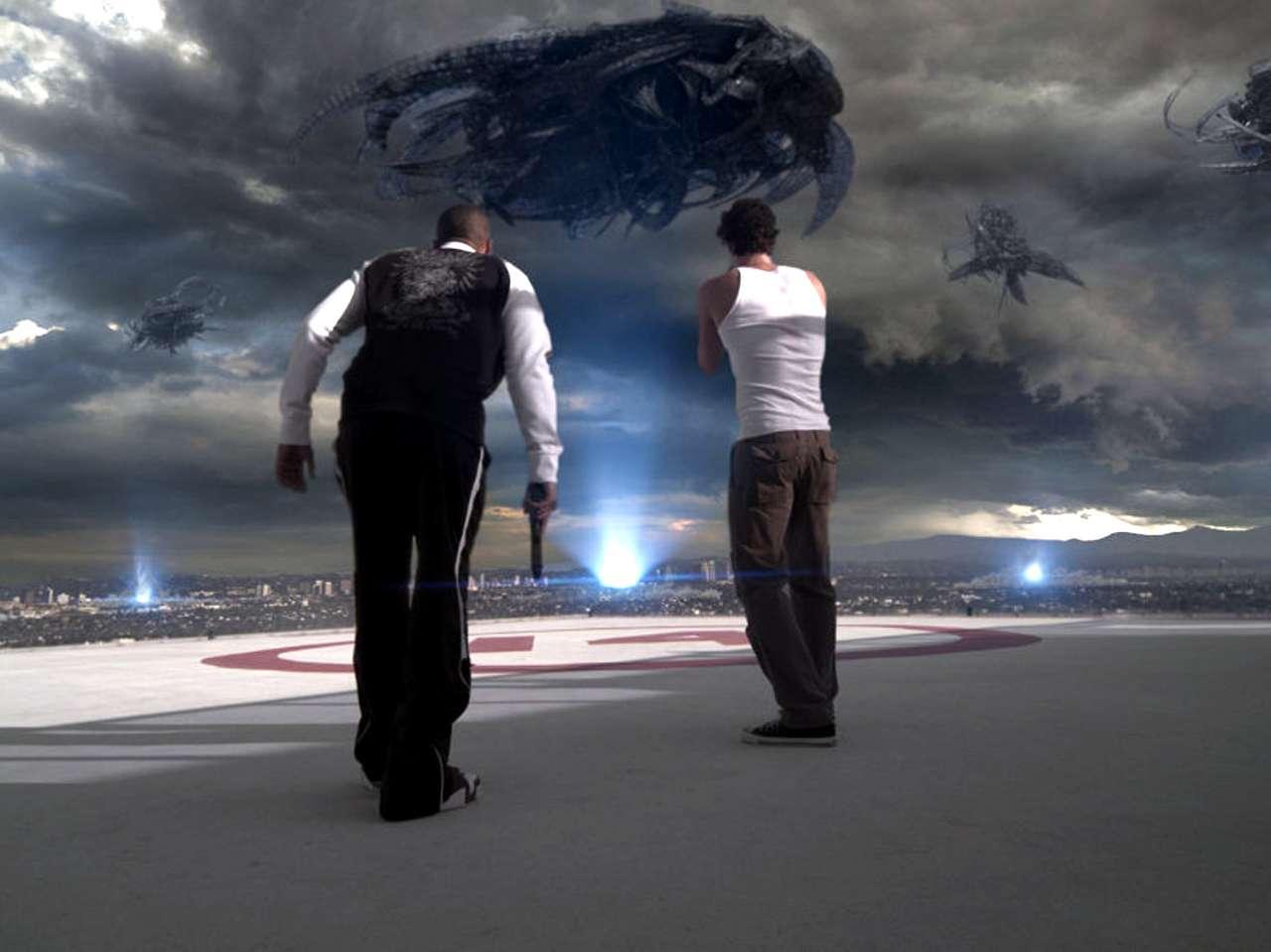 'Skyline, la Invasión'. Foto: Rogue Pictures