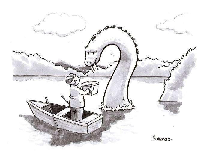 Foto: Facebook/The New Yorker/Reprodução