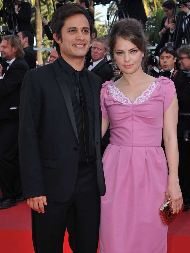 Gael García Bernal y Dolores Fonzi. Foto: Getty Images