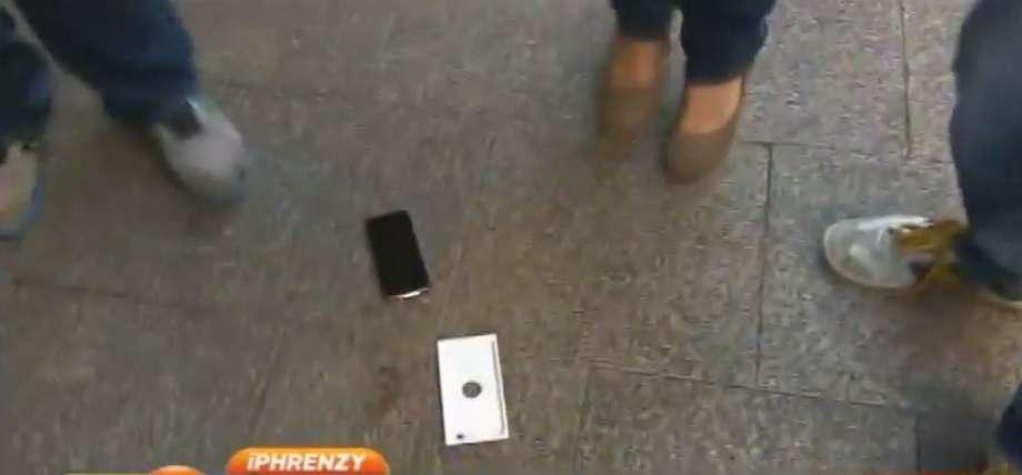 ¿El iPhone 6 superó su primer prueba de resistencia?