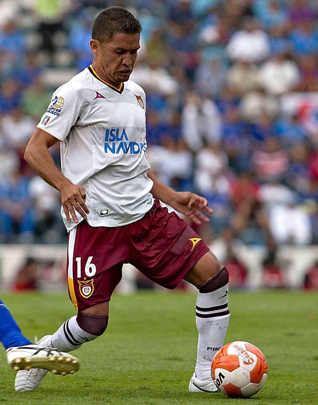 Gerardo Galindo en uno de sus últimos equipos, los Tecos de la UAG. Foto: Mexsport