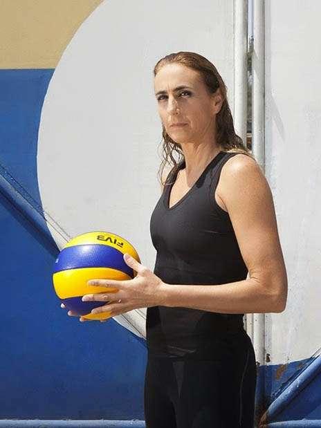 Natalia Malaga. Foto: Revista Cosas