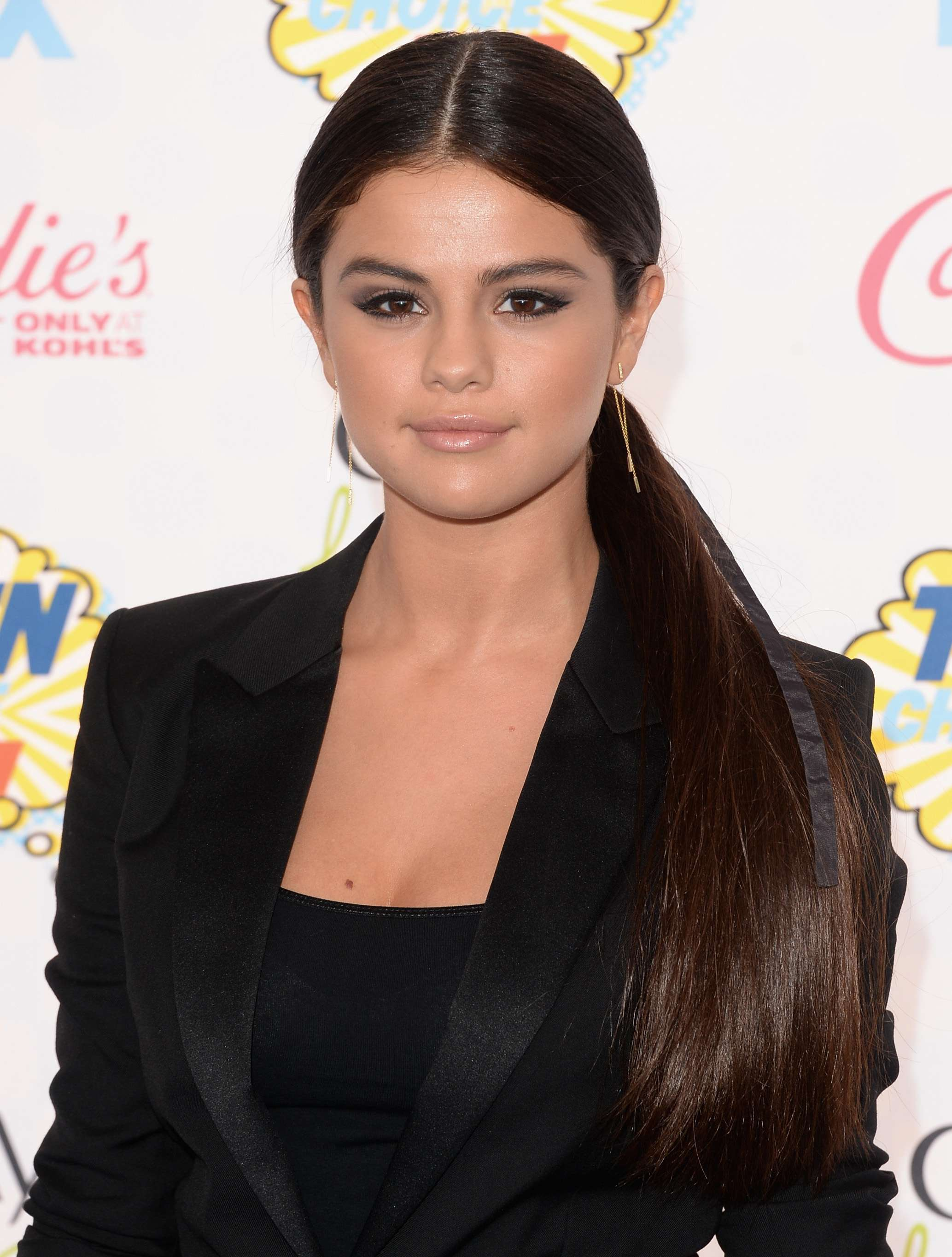Copia el maquillaje de Selena Gomez Foto: Getty Images