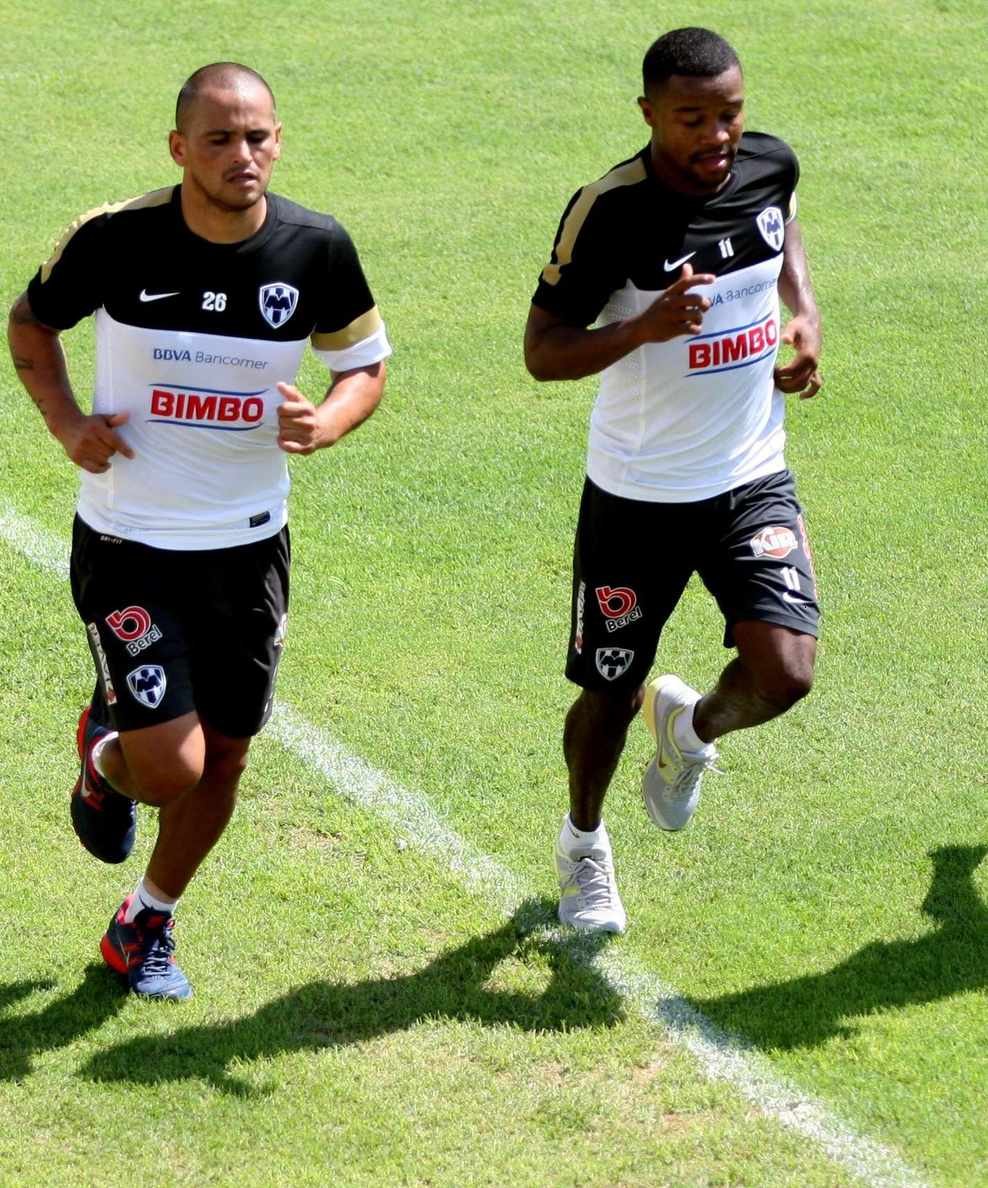 Humberto Suazo suma dos goles en el Apertura, por siete de Dorlan Pabón. Foto: Imago7