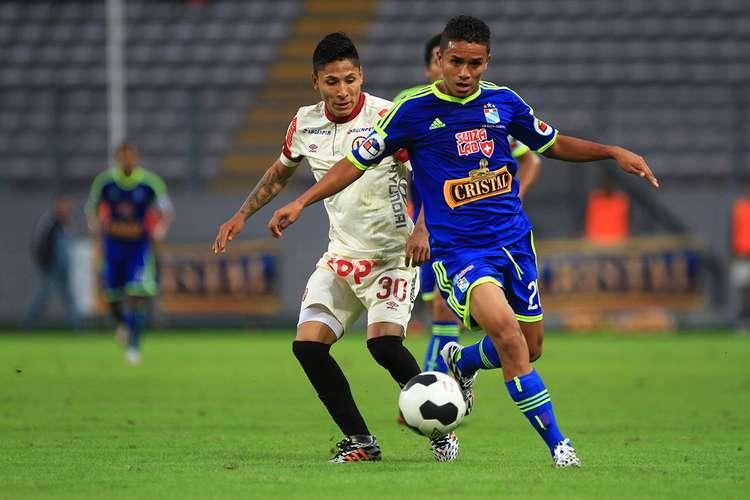 Universitario y Sporting Cristal empataron sin goles en el Torneo Apertura Foto: Miguel Ángel Bustamante/Terra Perú