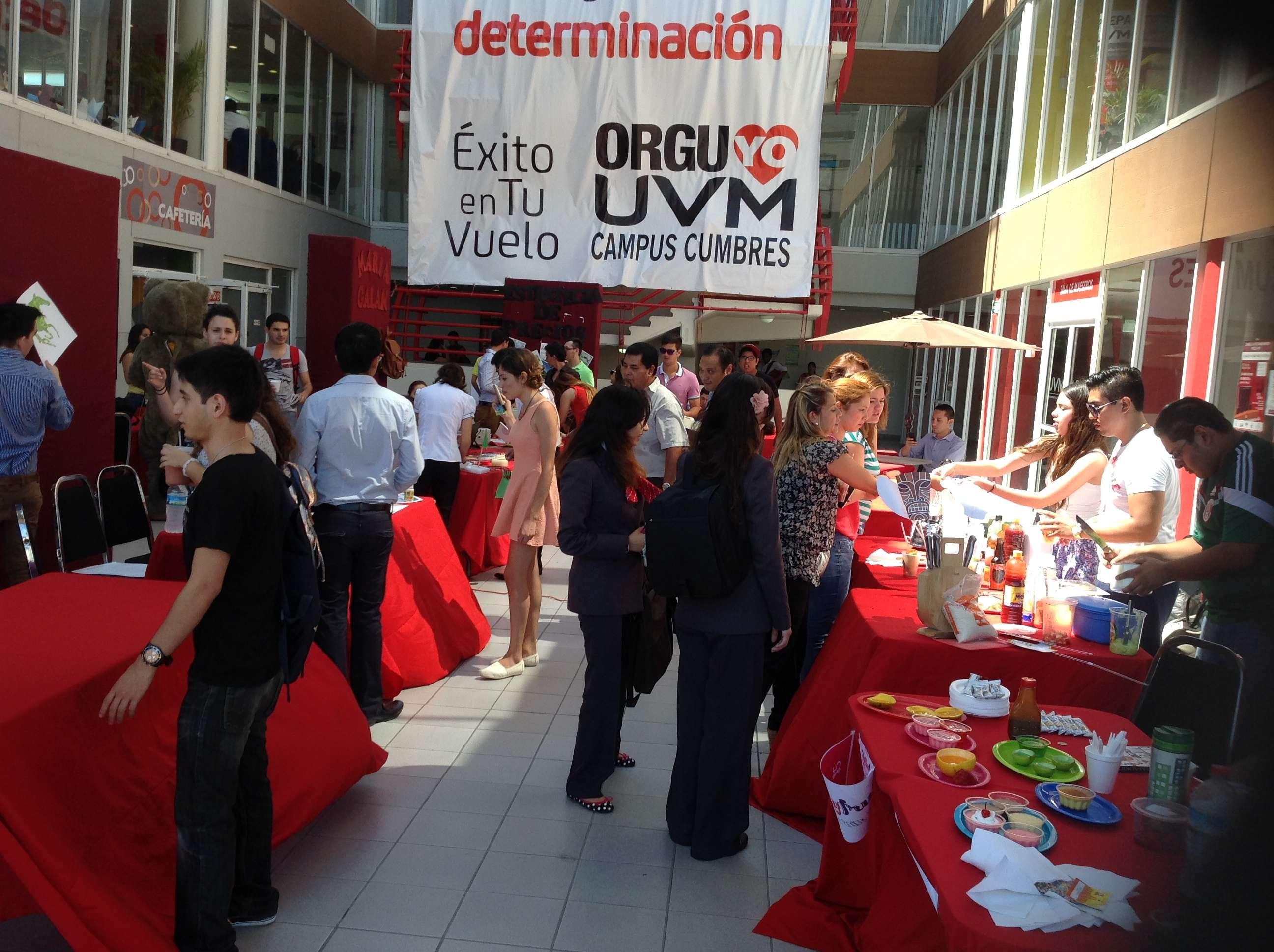La Universidad del Valle de México cuenta con una Red Institucional de Incubadoras de Empresas y Emprendedores en 5 Centros de Negocios en los Campus San Rafael, Lomas Verdes, Zapopan, Guadalajara Sur y Cumbres. Foto: UVM