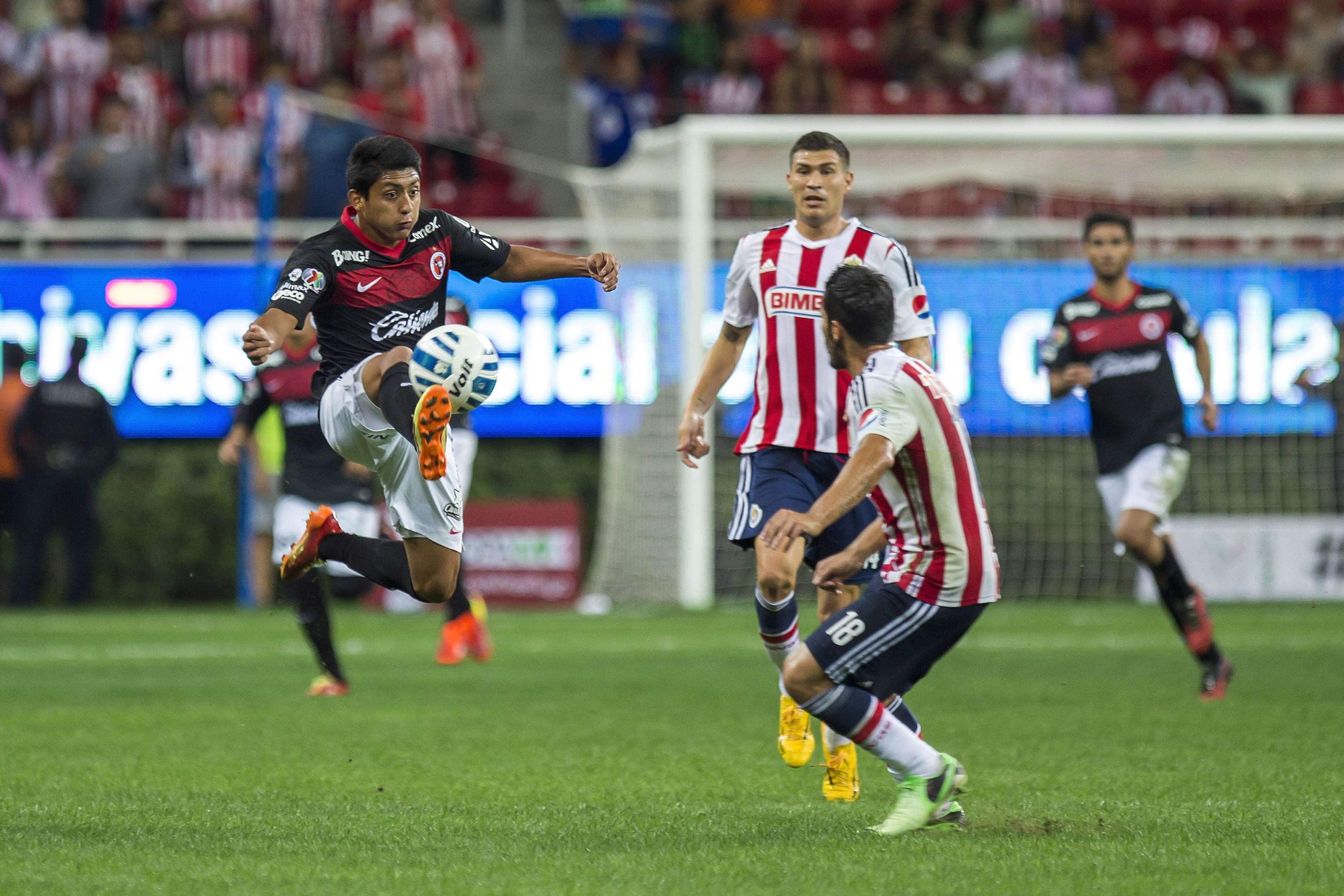 Xolos de Tijuana perdió ante Chivas en la Copa MX, tanto en la cancha como en el reglamento. Foto: Mexsport