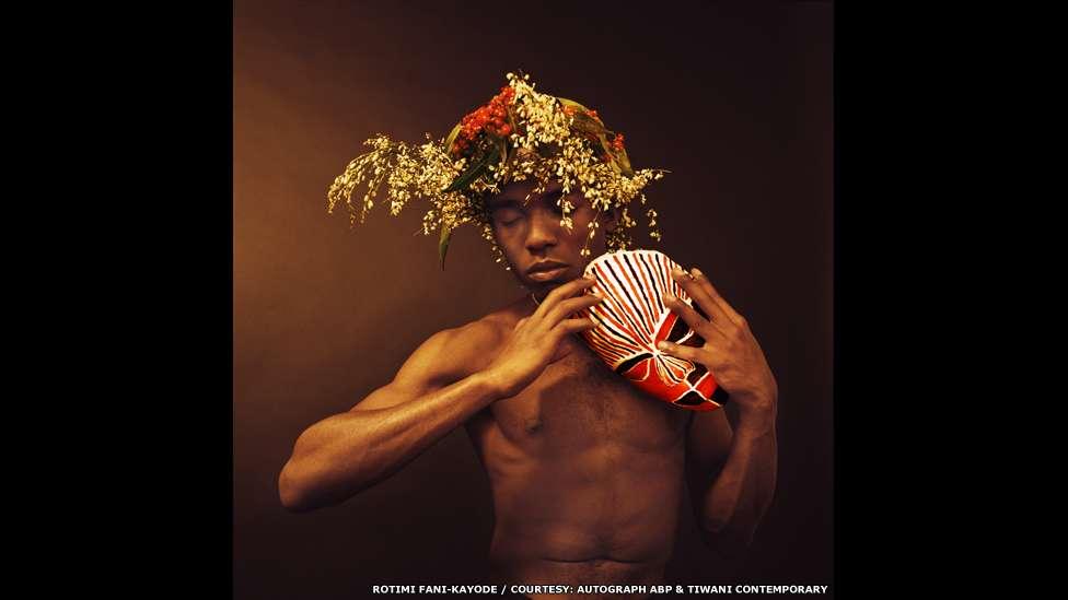 Foto: credito Rotimi Fani-Kayode/Cortesia de Autograph ABP & Tiwani Contemporary/Londres/Divulgação