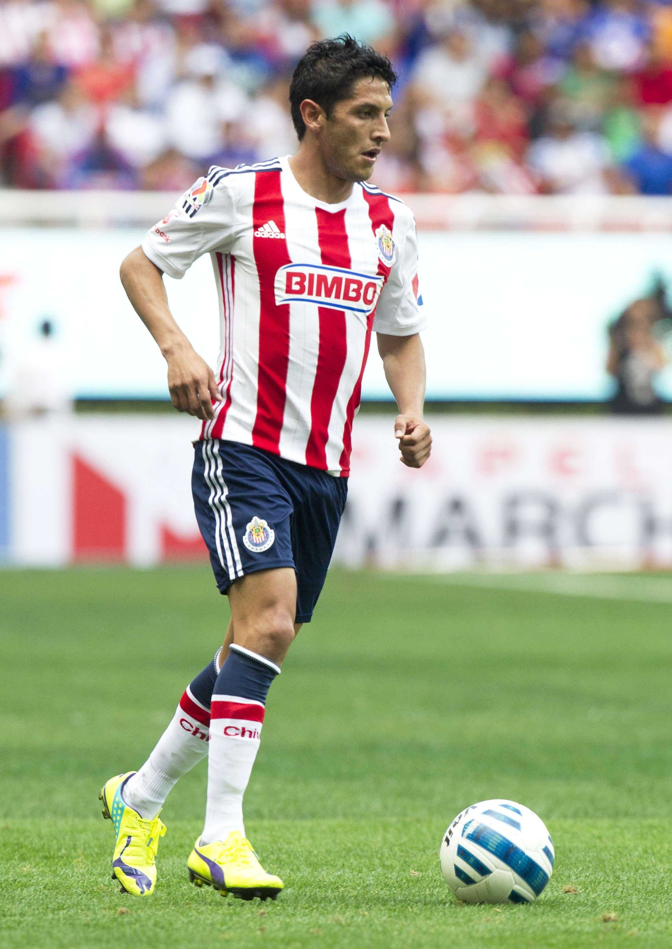 Ángel Reyna sin gol con Chivas en el Apertura 2014. Foto: Mexsport