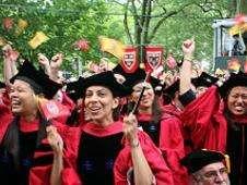 Estudiantes en graduación Foto: BBC Mundo/Copyright