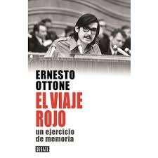 La portada de las memorias de Ottone Foto: Terra Chile