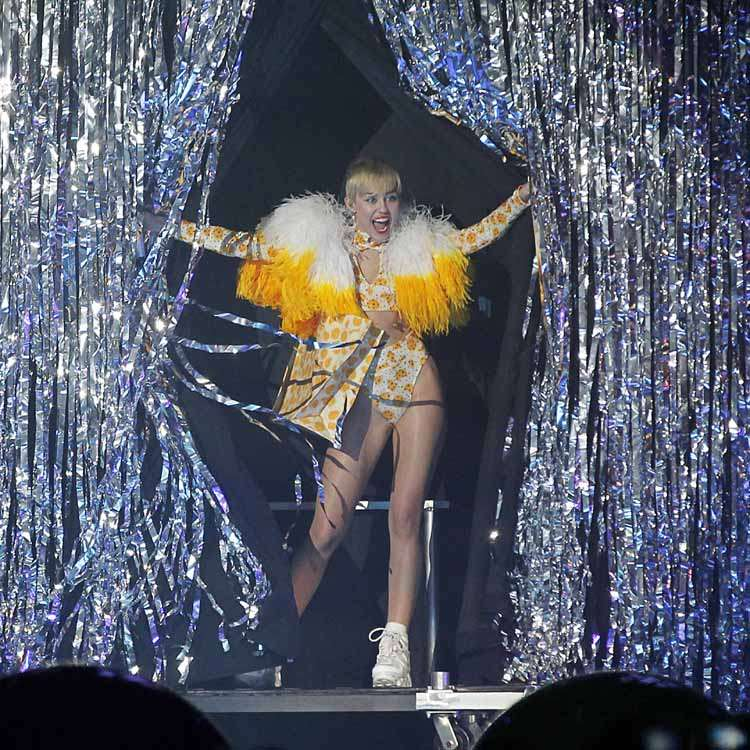 Miley Cyrus Foto: Ulises Bravo / Terra México