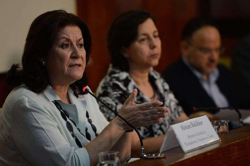 Miriam Belchior assegurou que não há problemas de orçamento e de pessoal no IBGE Foto: Fabio Rodrigues Pozzebom/Agência Brasil
