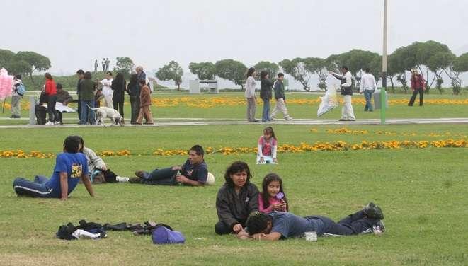 La primavera comienza este lunes 22 de setiembre. Foto: Andina