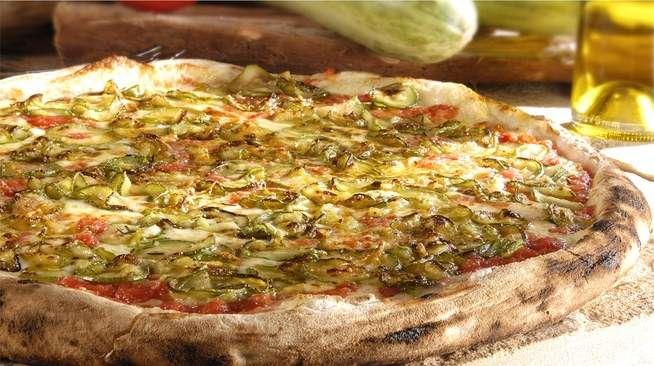 Pizza Marietta, da Famiglia Mancini Foto: Divulgação