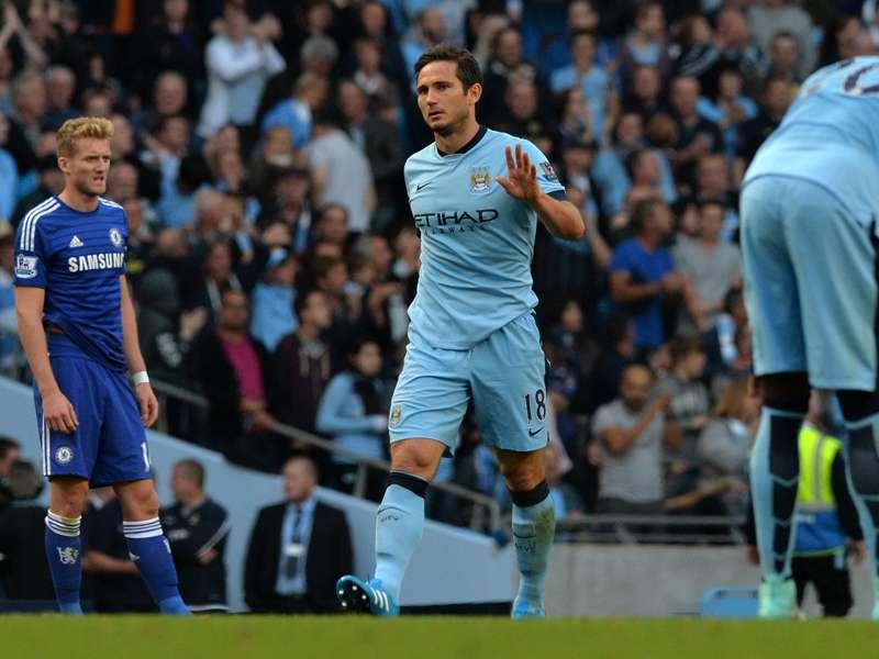 Frank Lampard ganó con el Chelsea 3 Premier League, 4 FA Cup, una Champions League y una Europa League, entre otros logros. Foto: AFP