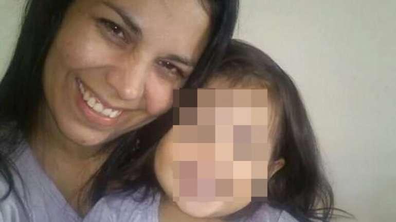 Paola Acosta era buscada desde el miércoles en Córdoba junto a su hija de un año Foto: web
