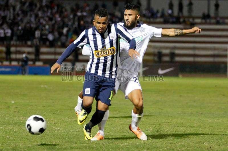 Imagen del último Alianza-San Martín disputado este año en el estadio Miguel Grau. Fue empate 1-1. Foto: Facebook Alianza.