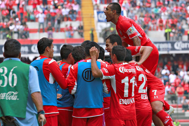 Toluca acumuló su tercera victoria al hilo. Foto: Imago7