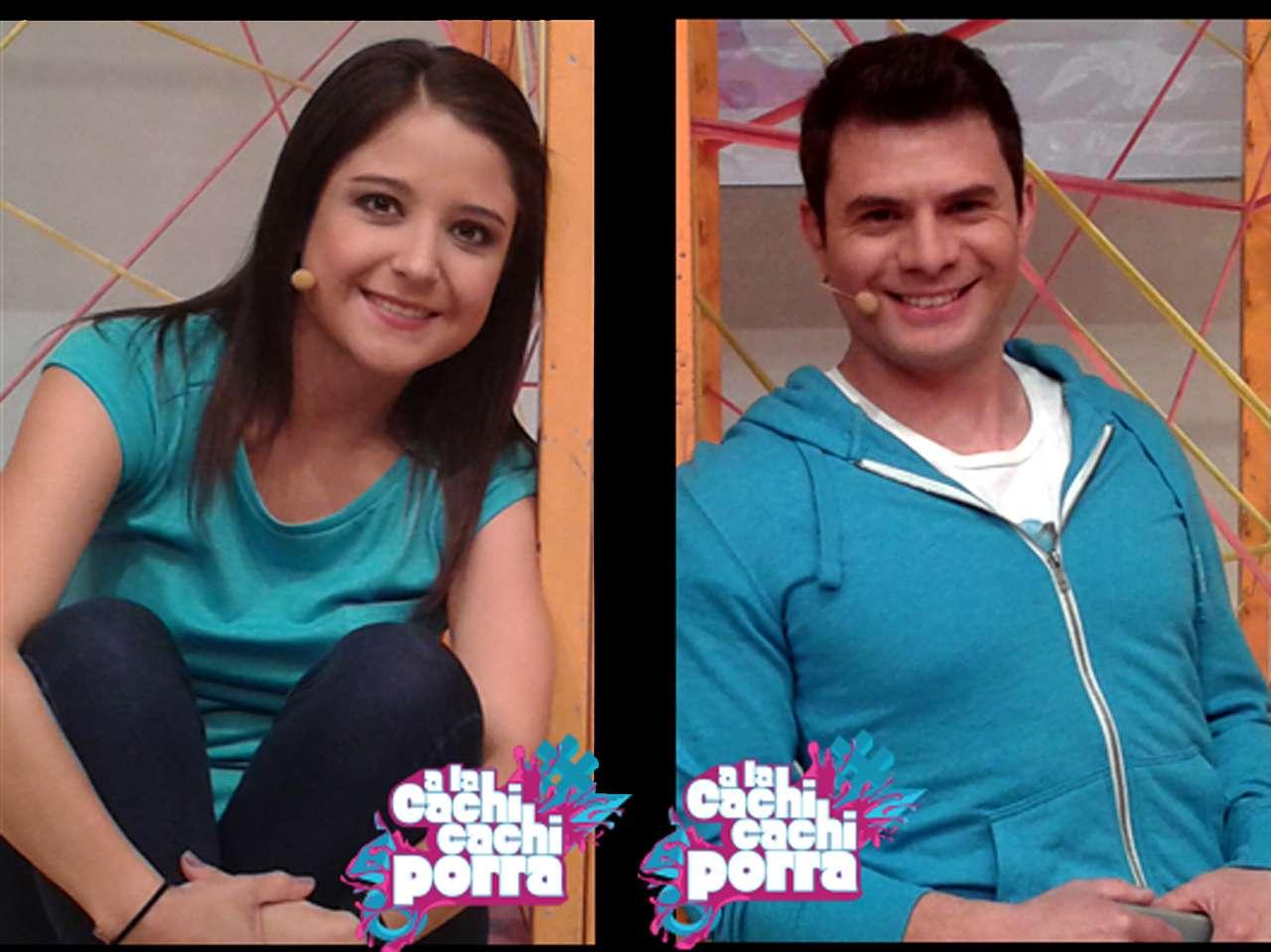 'A la Cachi Cachi Porra'. Foto: Once TV