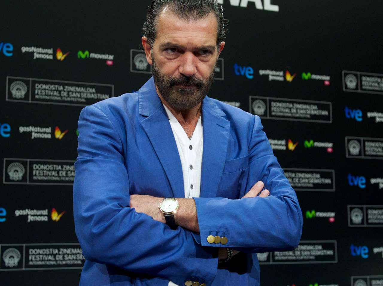 Antonio Banderas. Foto: Getty Images