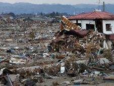 Tras el tsunami